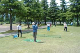 写真:グランドゴルフコース